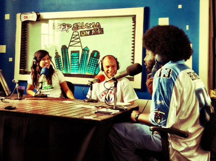 Veronica Navarro, Will Jenkins & AfroMan on Hungover With V
