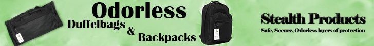 Odorless backpacks and duffles - Banner 1 - 728x90