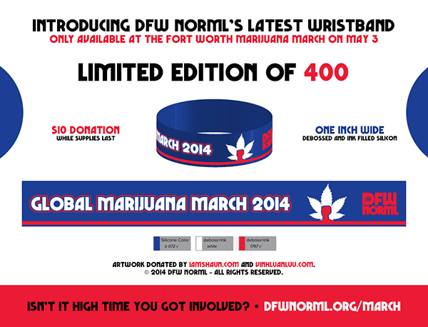 global-marijuana-march-wristband-dfw-norml