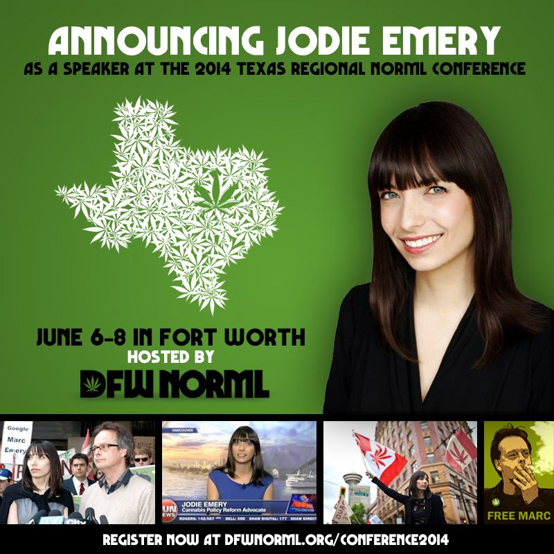 jodie-emery-texas-regional-norml-conference-2014-dfwnorml