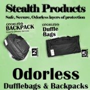 Odorless backpacks and duffles - Banner 1 - 250x250